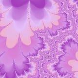 сюрреалистическая сирень предпосылки/фрактали розовая Стоковые Фотографии RF