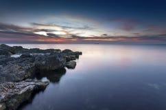 Сюрреалистское небо Стоковые Изображения