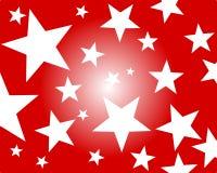 сярприз звезд Иллюстрация вектора