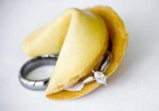 сярприз удачи печенья Стоковая Фотография RF