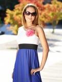 Ся красивейшая молодая женщина Стоковая Фотография RF