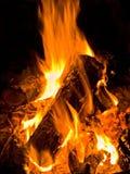 ся пожар Стоковая Фотография RF