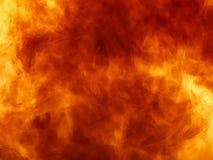 ся пуща пламени пожара Стоковые Фотографии RF