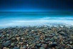 Слава берега океана Стоковое фото RF