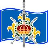 Слава империи Стоковые Фотографии RF