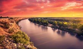 Слава реки Стоковые Фотографии RF