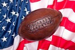 слава флага старая Стоковое фото RF
