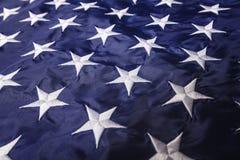 слава флага старая Стоковое Фото