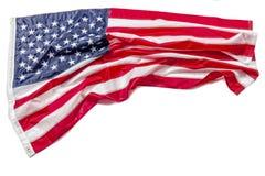 слава флага старая Стоковые Фотографии RF