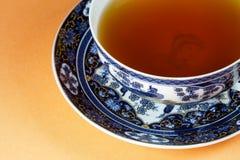 Препятствуйте нам иметь чашку чая! Стоковые Изображения RF