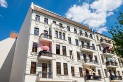 Славное восстановленное здание в Берлине Стоковое Изображение