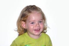 славное девушки счастливое Стоковая Фотография RF