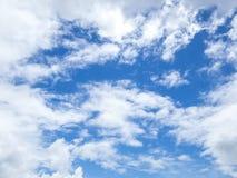 славное небо Стоковые Фото