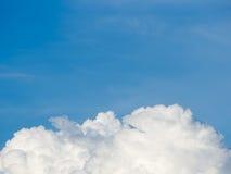 славное небо Стоковое Изображение