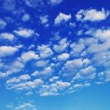 славное небо Стоковые Изображения RF