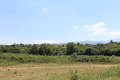 Славные landsapes от Болгарии Стоковое фото RF