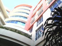 Славный гостиницы молнии Стоковое Фото