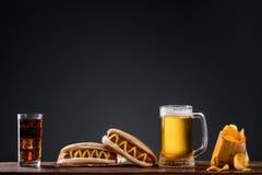 Славный комплект для пролома обедающего Стоковые Фото