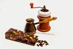 Славный кофе сделан вручную Стоковое Фото