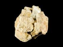Славный кристалл фельдшпата Стоковое Фото