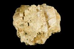 Славный кристалл фельдшпата Стоковые Фото