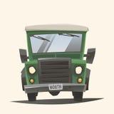 С автомобиля приключения дороги Стоковые Фотографии RF