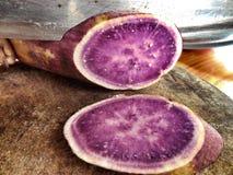Сладкий картофель Стоковая Фотография