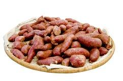 Сладкий картофель Стоковые Фото