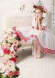 Сладостная балерина уныла Стоковые Изображения