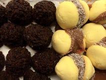 Сладостная еда Стоковое фото RF