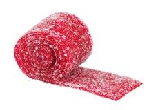 Сладостная красочная конфета, изолированная на белизне Стоковые Изображения RF
