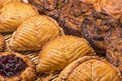 Сладостное печенье хлеба Стоковое Изображение