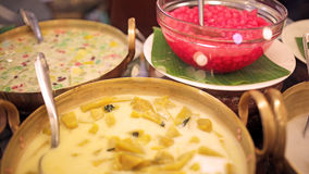 сладостное тайское Стоковое Изображение