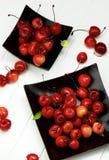 Сладостные вишни Maraschino Стоковая Фотография RF