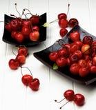 Сладостные вишни Maraschino Стоковые Фотографии RF