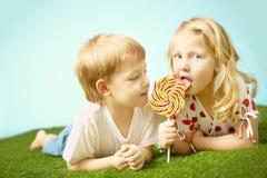 Сладостные дети Стоковое Изображение RF