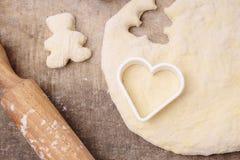 Сладостные здоровые печенья Стоковые Фото