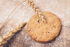 Сладостные здоровые печенья Стоковые Изображения RF