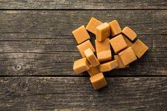 Сладостные конфеты карамельки Стоковая Фотография