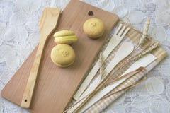 Сладостные печенья сандвича Стоковая Фотография RF