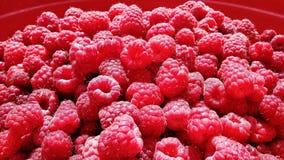 Сладостные ягоды в плите Стоковые Изображения
