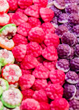 Сладостные ягоды стоковые изображения rf