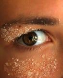 Сладостный глаз Стоковое фото RF