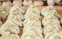Сладостный десерт арабский Стоковое Фото