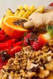 Сладостный десерт Стоковые Фотографии RF