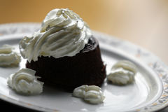 Сладостный торт десерта Стоковое Изображение