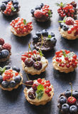 Сладостный торт пирогов стоковое изображение