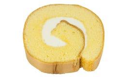 Сладостный cream крен стоковые изображения rf