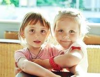 2 сладостных друз Стоковое Фото