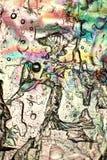 С большим воображением кристаллы Стоковая Фотография RF